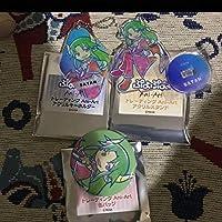 ぷよぷよ ani-art 3種セット アクスタ アクリルスタンド 缶バッジ アクキー アクリルキーホルダー サタン