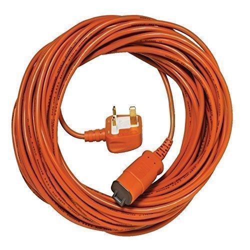 Radvac 20 m Câble d'alimentation de rechange Compatible avec Flymo