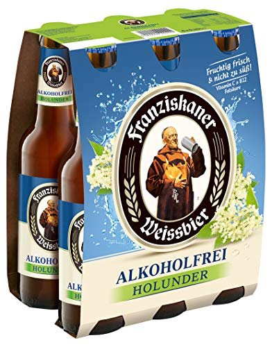 Franziskaner Alkoholfrei Holunder...