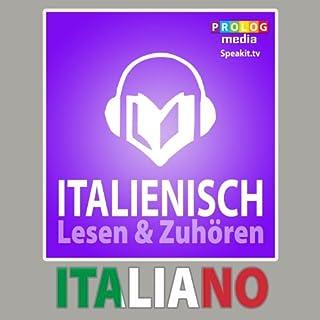 Italienischer Sprachführer: Lesen & Zuhören [Italian Phrasebook: Reading & Listening] Titelbild