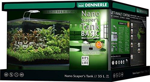 Dennerle 5592 Nano Aquarium 35 Liter – Komplett – Set | NEU - 2