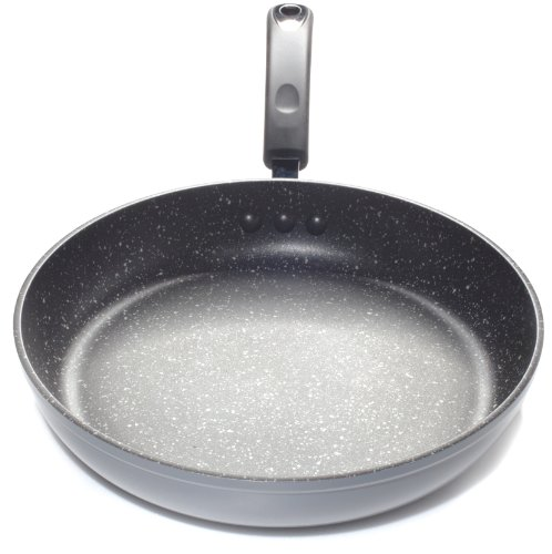 """8"""" Stone Earth Frying Pan by Ozeri, with 100% APEO & PFOA-Free Stone-Derived Non-Stick Coating from Germany"""