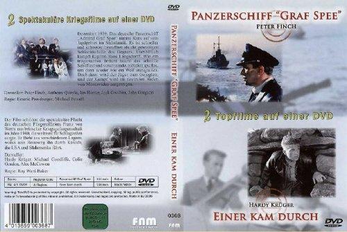 """Panzerschiff """"Graf Spee"""" & Einer kam durch"""