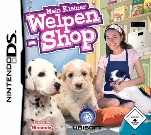 DS Mein kleiner Welpen-Shop