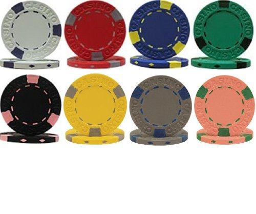 Review Of PRO Clay 13gm 500 Bulk Poker Chips – Choose