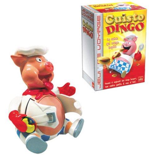 Goliath - 30254.012 - Jeu de société - Cuisto Dingo Voyager