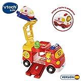 VTech-80-151317 Camion de Bomberos, 33.0 x 27.9 x 15.0 (3480-151317)