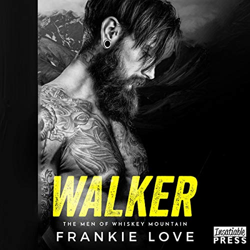 Walker audiobook cover art