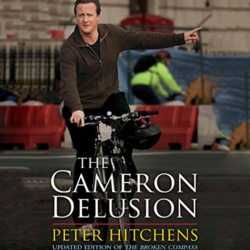 The Cameron Delusion audiobook cover art