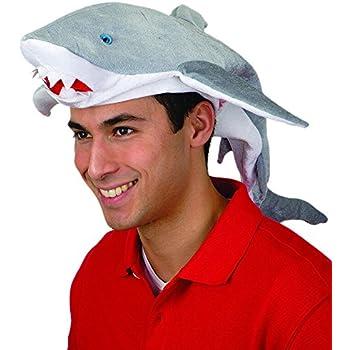 Jacobson Hat Company Velvet Shark Hat