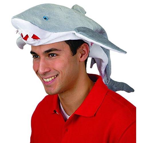 8e85fb07f4347 Jacobson Hat Company Velvet Shark Hat