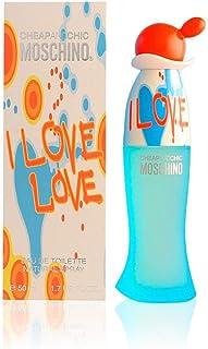 Perfume Cheap & Chic I Love Love Moschino