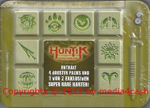 Upper Deck - Huntik Holotome Tin Trading Card Game