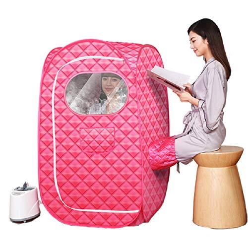 Zuhause Dampfsauna, Portables Heim-Dampfbad Und Sauna Anti-Explosion, Leckage-Prävention Kapazität Bis