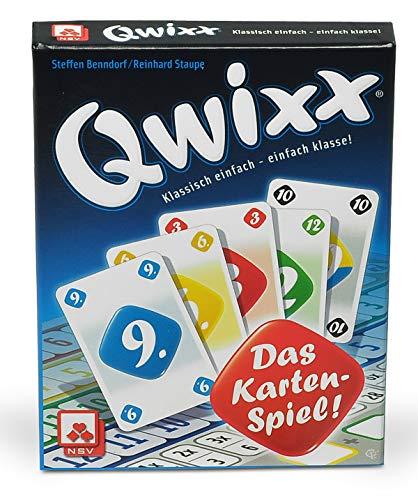 NSV - 4027 - QWIXX - Das Kartenspiel - Kartenspiel