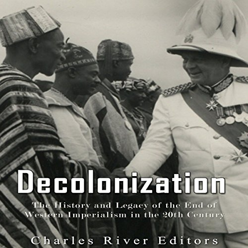 Decolonization audiobook cover art