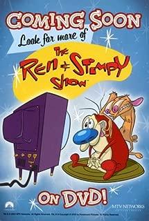 Pop Culture Graphics Ren and Stimpy Show Poster TV 11x17