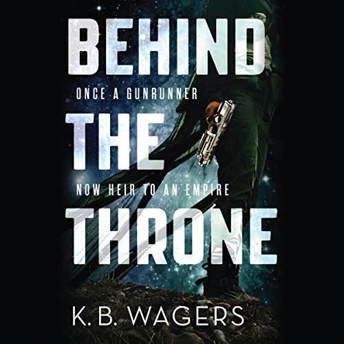 Behind the Throne audiobook cover art