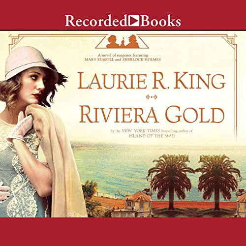 Riviera Gold audiobook cover art