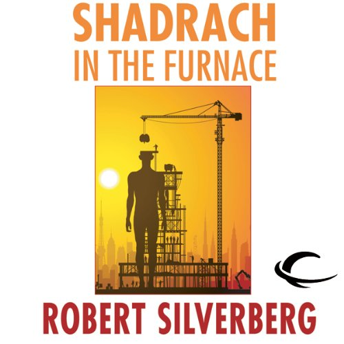 Shadrach in the Furnace audiobook cover art