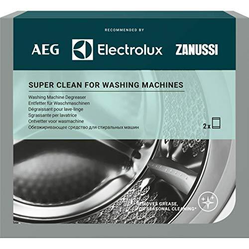 Electrolux Care & Maintenance 9029793263 Super-Clean - elimina odori e residui detersivo -