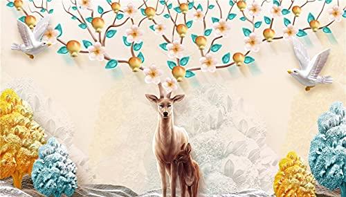 Tapete Leinwand Malerei Druck Wohnzimmer Wohnkultur Moderne Wandkunst Bild Elk