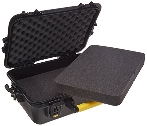 Plano 108021 Gun Guard AW Large Pistol/Accessories Case with...
