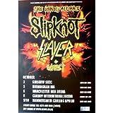 Slipknot - Poster Unholy Alliance