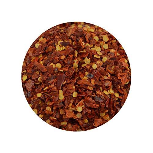 Holyflavours | Flamin Spicy Kräutermischung | 100 Gramm | Hochwertige Kräuter | Bio-zertifiziert