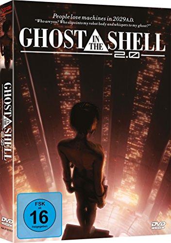 Ghost in the Shell 2.0 (Mediabook)