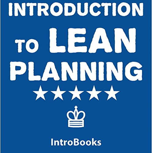 Introduction to Lean Planning audiobook cover art