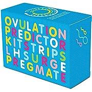 PREGMATE 50 Ovulation Test Strips Predictor Kit (50 LH)