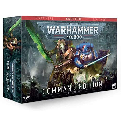 Games Workshop Warhammer 40,000 Command Edition Starter Box
