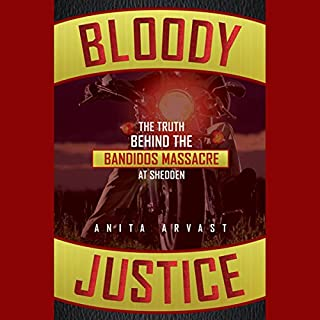 Bloody Justice cover art