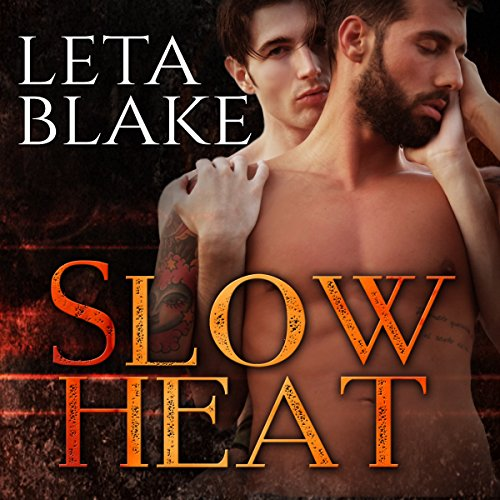 Slow Heat audiobook cover art
