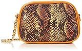 Marco Tozzi Mujer 2-2-61009-24 - Bolso bandolera (6 x 14 x 21 cm), color Naranja, talla 6x14x21 cm (B x H x T)