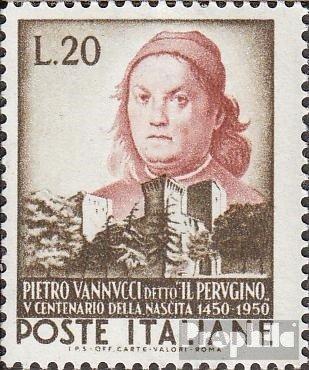 Italië Mi.-Aantal.: 841 (compleet.Kwestie.) 1951 P. di C. Vannucci (Postzegels voor verzamelaars)
