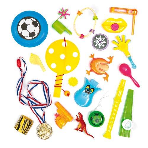 Baker Ross AF322 Wundertüte für Kinder – perfekt als kleine Party Preis (Inhalt = 20 Überraschungen), Sortiert