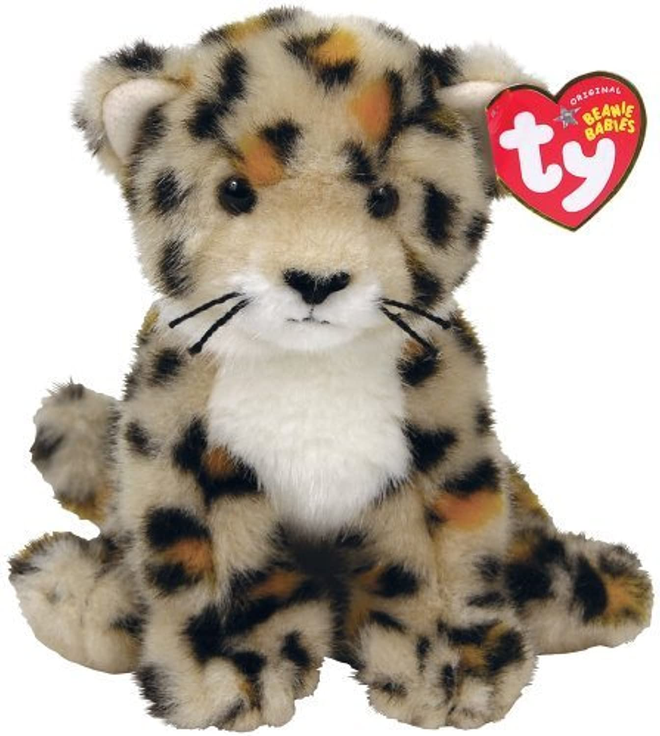 Ty Spotter  Safari Beanies  Leopard Cub by Ty