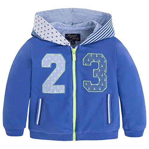 mayoral - Sweat-Shirt à Capuche - Bébé (garçon) 0 à 24 Mois Multicolore Blu Mare