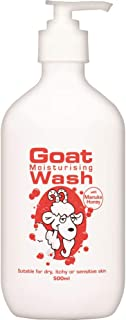 Goat Manuka Honey Moisturising Wash, 500 ml