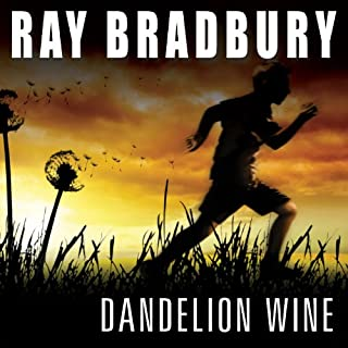 Dandelion Wine audiobook cover art