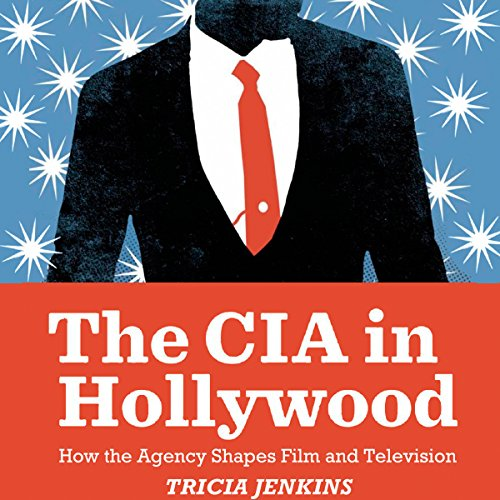 The CIA in Hollywood cover art