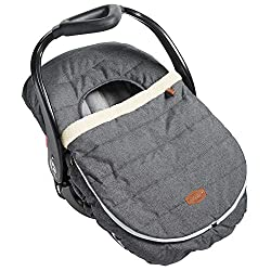 The JJ Cole infant car seat cover