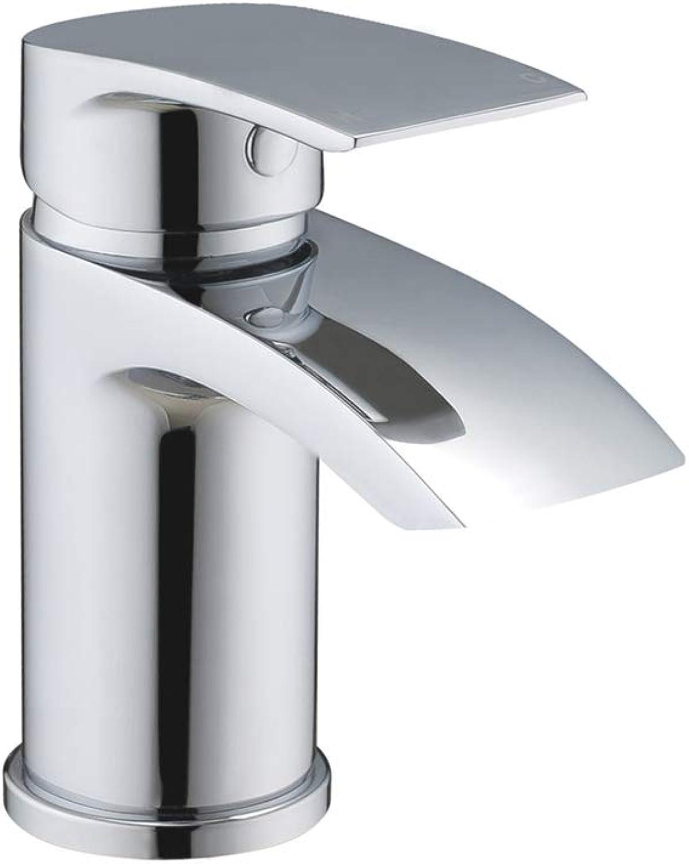 Niagara 9104 Bathroom Brassware, Chrome