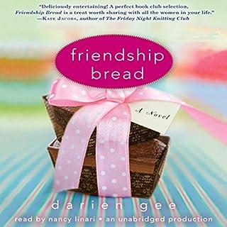 Friendship Bread audiobook cover art