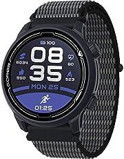 COROS Pace 2 GPS zegarek sportowy Dark Navy z nylonowym paskiem - niebieski