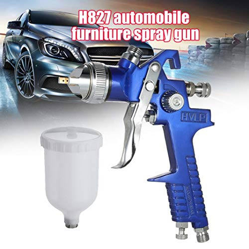YSHtanj Airbrush Onderhoud Gereedschap Spray Nozzle H-827 1.4/1.7/2.0mm Professionele Verf Spray Nozzle Airbrush voor Auto Wall Decor - 1.4