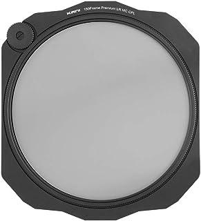 【KANI】CPL HT150 Frame LR MC 偏光フィルター PLフィルター 反射除去用 フレーム付き 円形 150x150mm