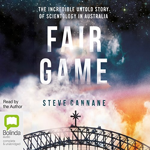 Fair Game audiobook cover art